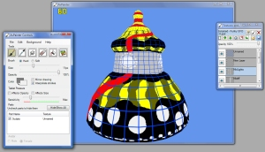 Painting my Funky UFO with AvPainter